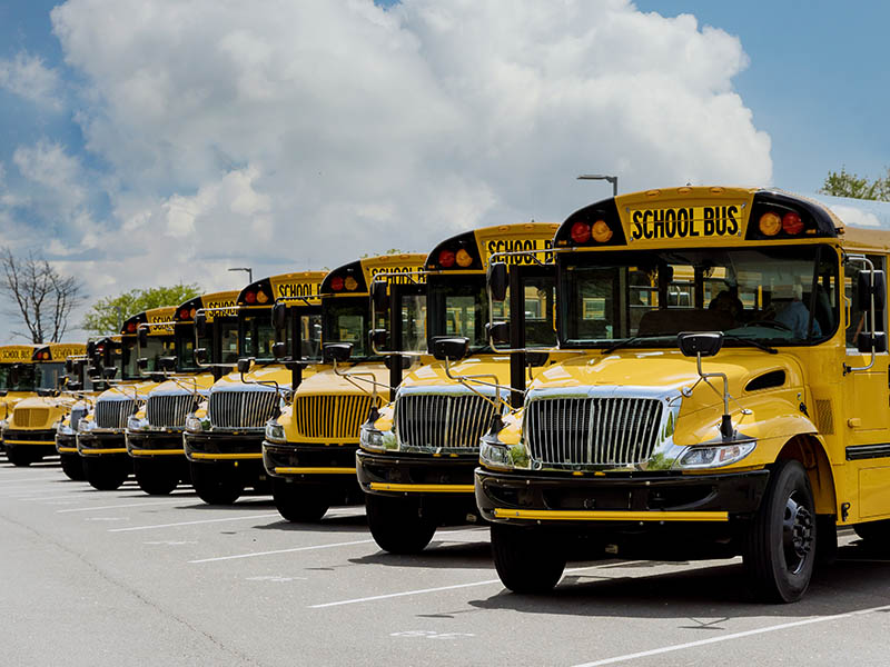 sechool bus tracking software