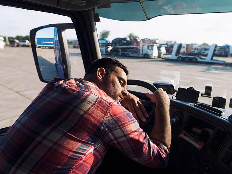Prevent Driver Fatigue